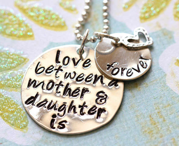Love Between a Mother & Daughter is Forever
