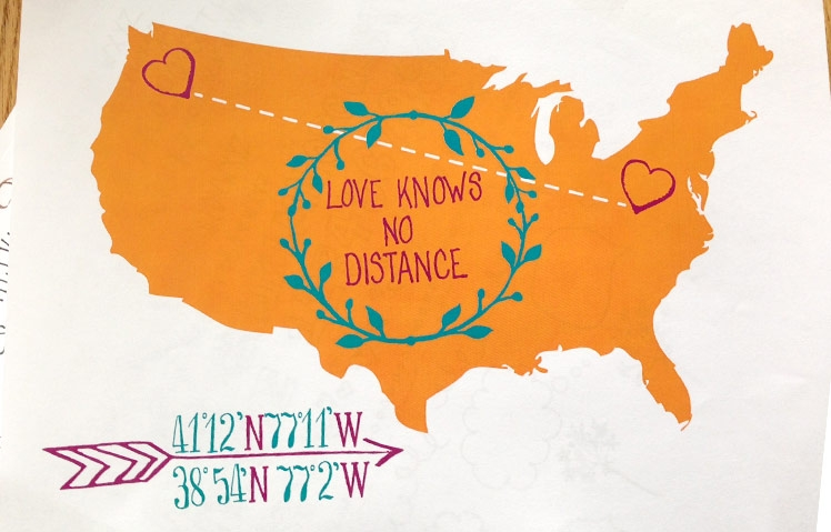 LDR Long Distance Relationship