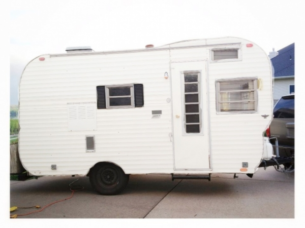 LMK Mobile Vintage Trailer Shop