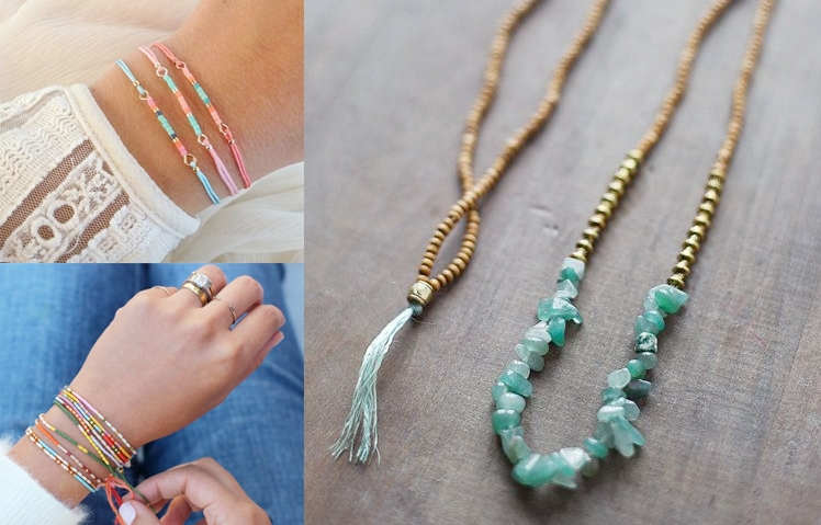 DIY Jewelry Inspired Ideas